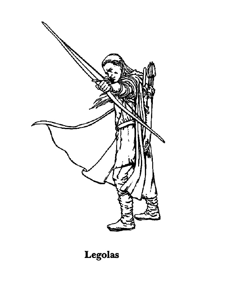 Top 20 Printable The Lord Of The Rings Coloring Pages Online Coloring Pages