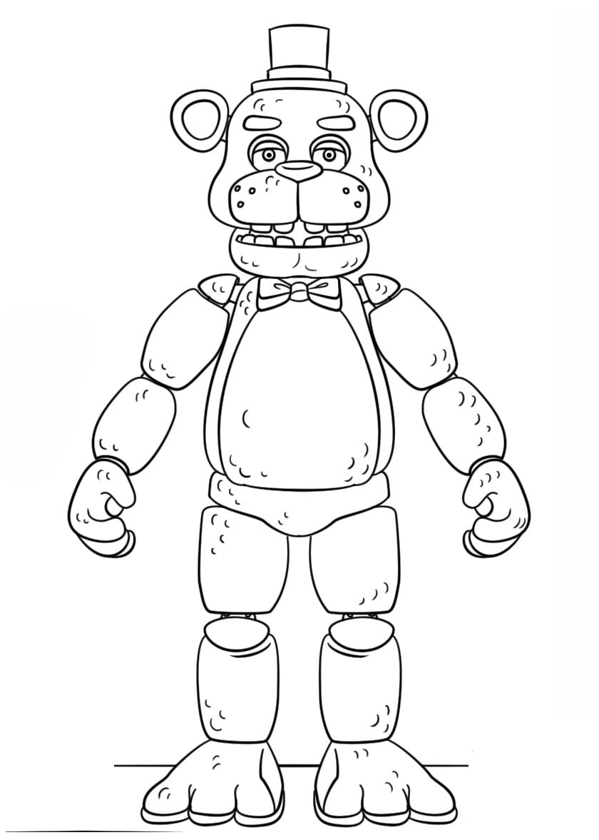 Online Printable Coloring Pages - Original Coloring Pages - Medium | 1177x840