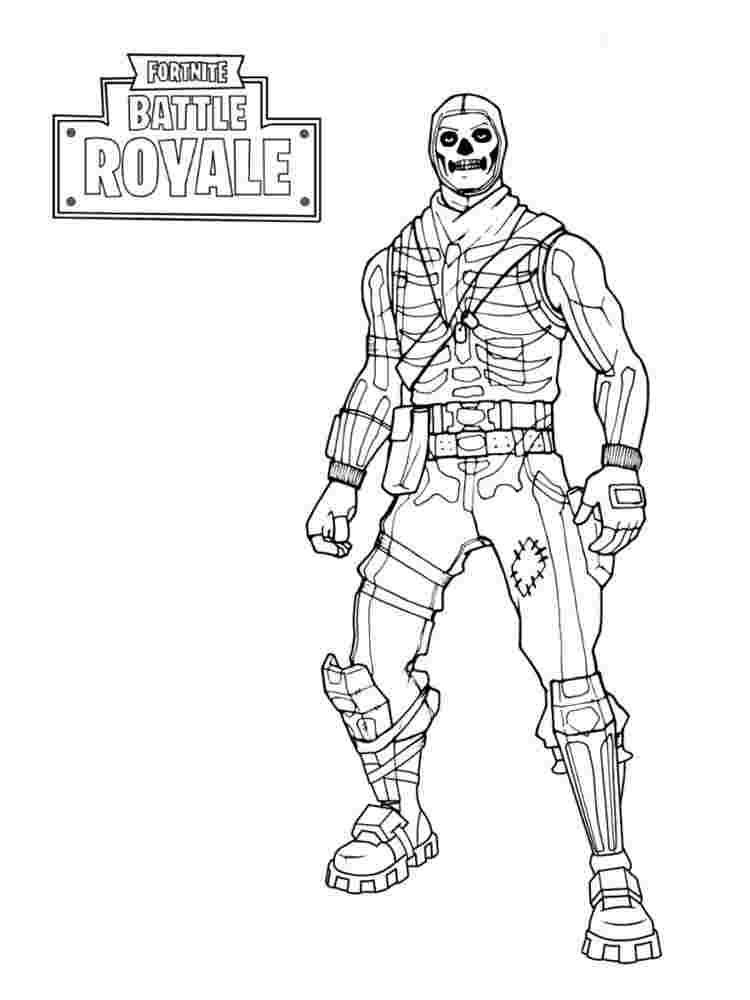 Top 20 Printable Fortnite Coloring Pages - Online Coloring Pages