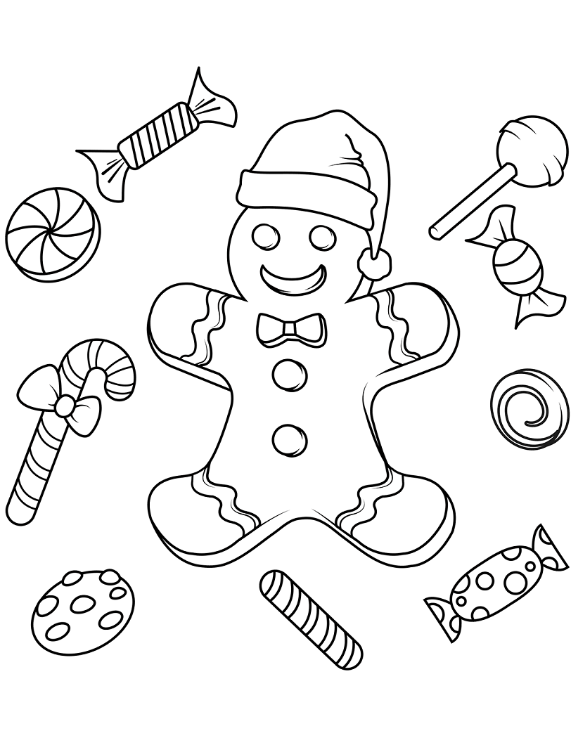 Christmas Coloring Pages for Teenagers Pages Coloring Colouring ... | 1050x812