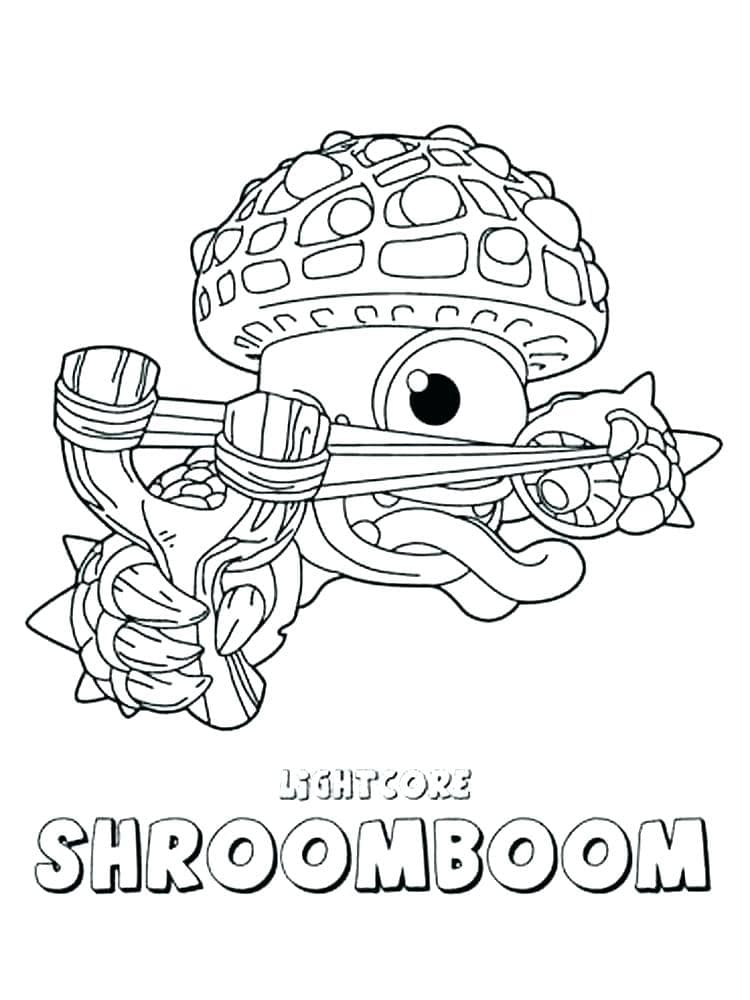 Skylander Coloring Pages Coloring Pages Free Skillful Free ... | 1000x750