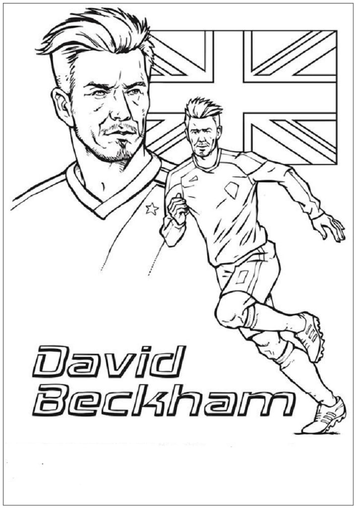 Top 20 Printable Famous Athletes Coloring Pages