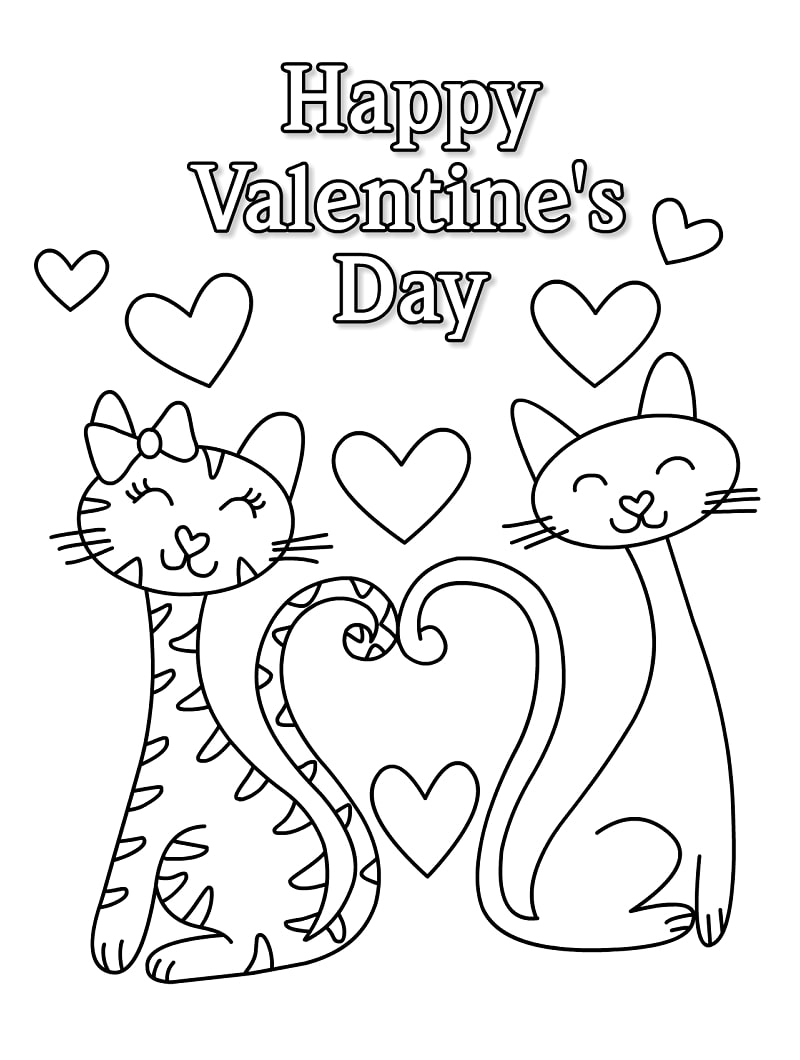 happy valentines day coloring page sheet turtle   Online Coloring ...