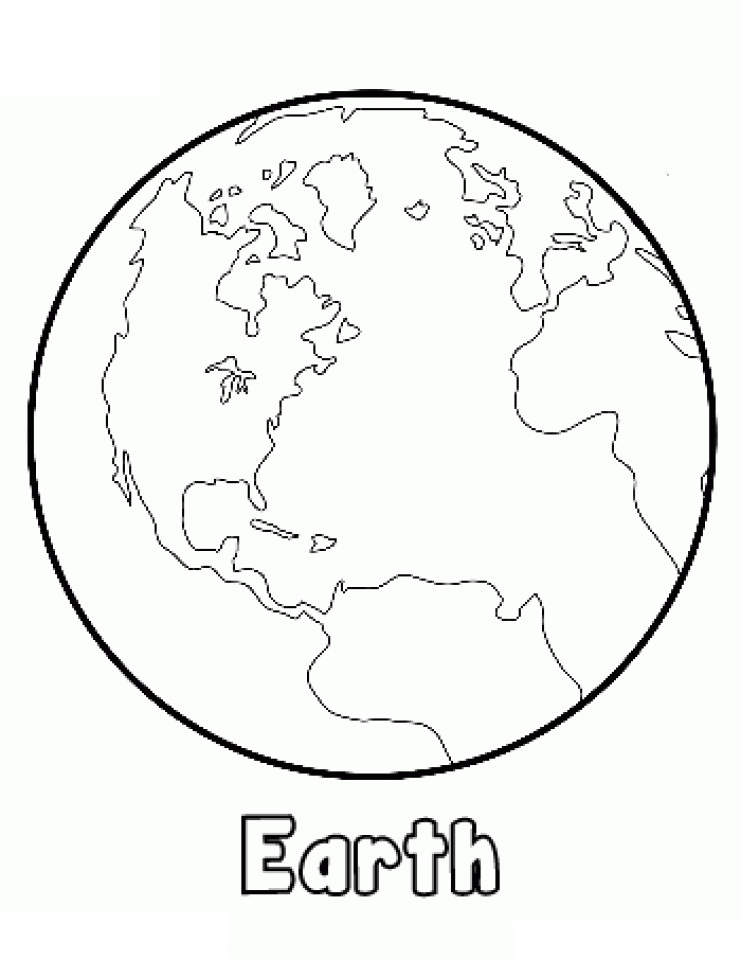 Top 20 Printable Space and Astronomy Coloring Pages