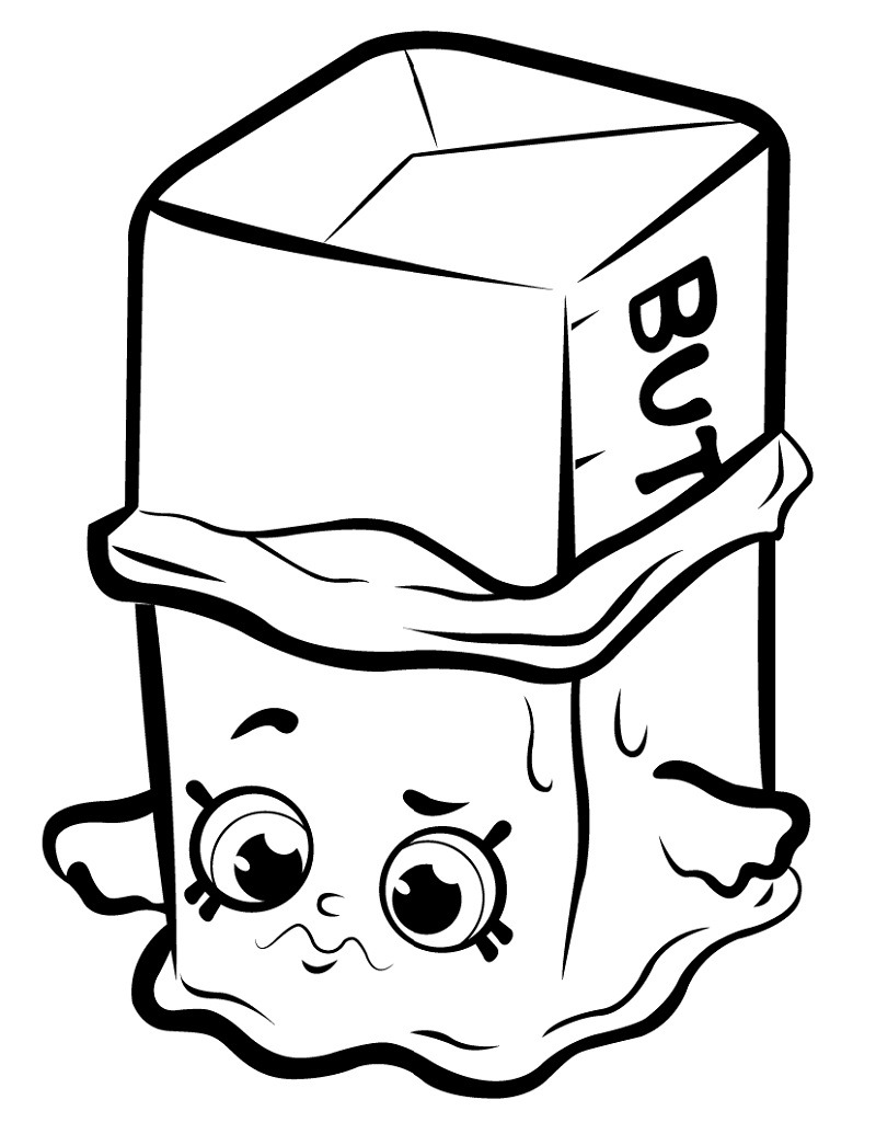 Top 20 Printable Shopkins  Coloring Pages