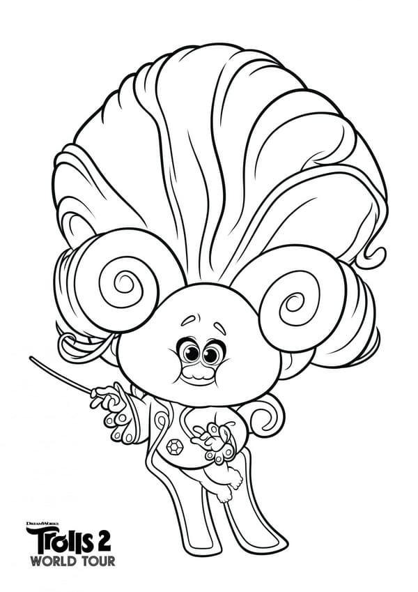 top 20 printable trolls world tour coloring pages - online