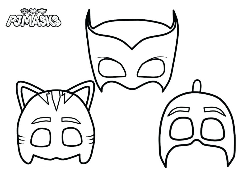 Top 20 Printable Pj Masks Coloring Pages Online Coloring Pages