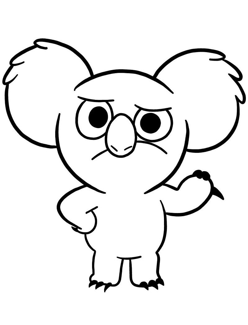 Top 20 Printable We Bare Bears Coloring Pages - Online ...