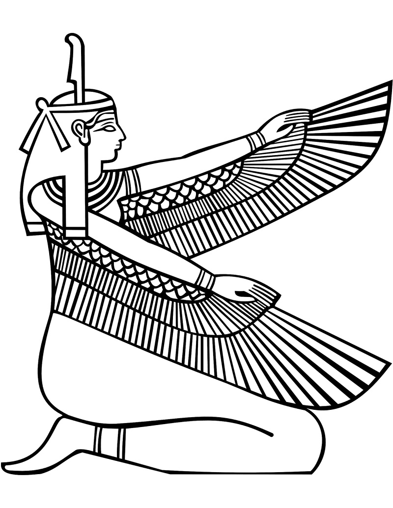Top 20 Printable Ancient Egypt Coloring Pages Online Coloring Pages