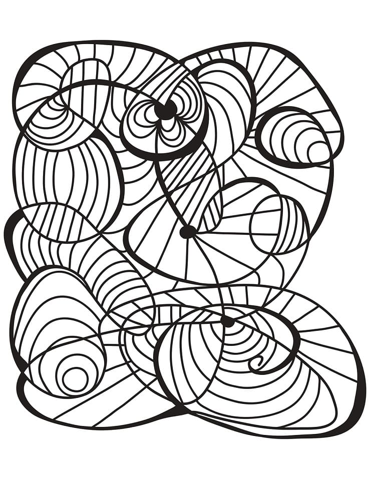 Top 50 Printable Doodle Art Coloring Pages