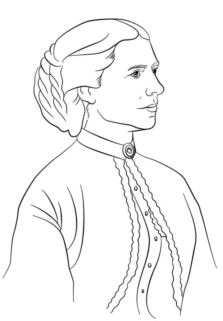 Top 8 Printable Helen Keller Coloring Pages