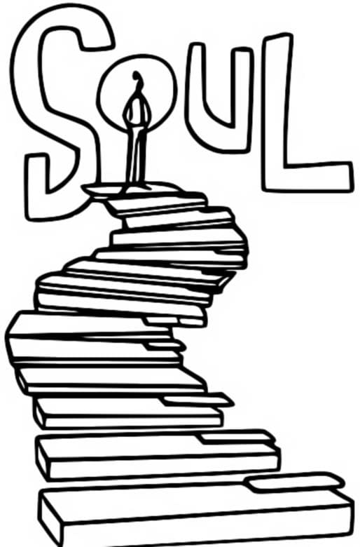 Top 30 Printable Soul Coloring Pages