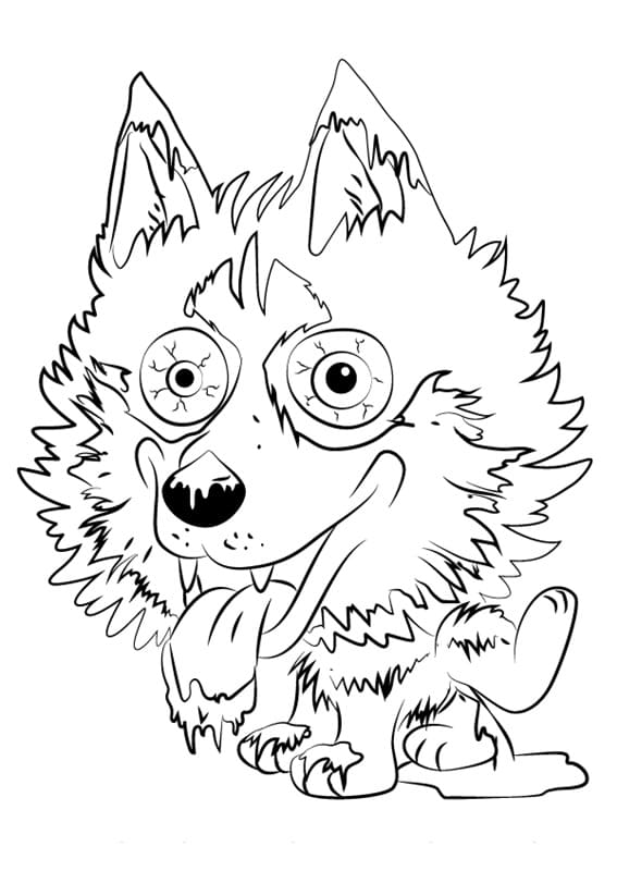 Top 44 Printable The Ugglys Pet Shop Coloring Pages