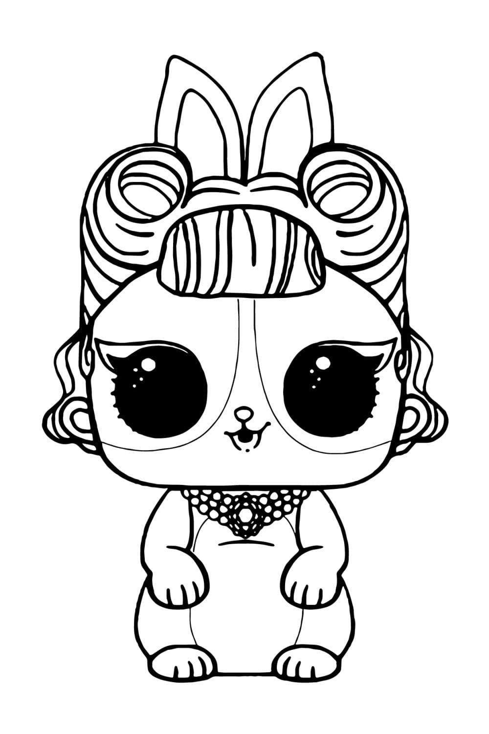 Top 30 Printable Lol Pets Coloring Pages Online Coloring Pages